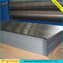 corrugated galvanised steel sheet for building roof wall decoration