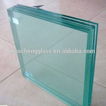 4-13mm High Quality Heat Reflective Clear Float Building Glass