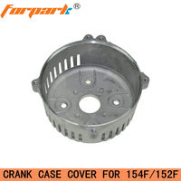 154F (152F) gasoline generator crank case hard cover for generator