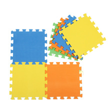 EVA eco-friendly educational children play mat 60x60x1.0cm