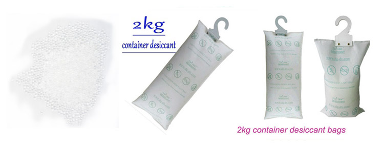 1KG SUPER TOP ONE DRY Container Desiccant