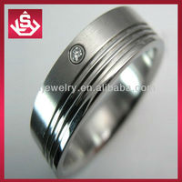wholesale ring mountings stainless steel jewelry manufacturer