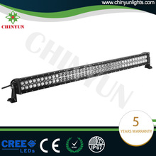 Super quality 5 year warranty straight flashing light bar wholesale dual row led light bar