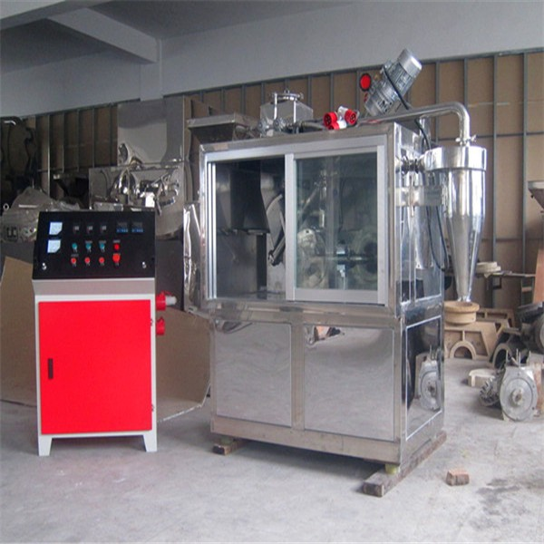 oily spices cryogenic grinding machine/cryogenic grinder/cryogenic mill