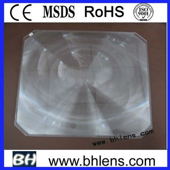 OHP fresnel lens for overhead projector