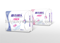 Popular bags for sanitary napkin/pad/towel packaging