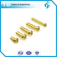 China Supplier brass Torx Round Head Machine Screw
