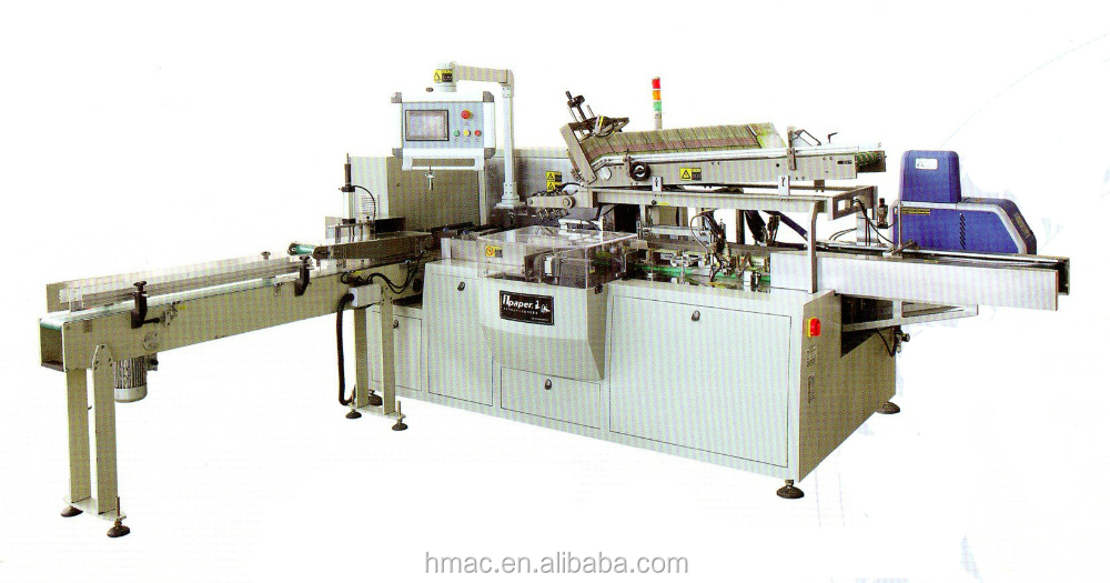 Automatic Box Facial Tissue Packing Machines