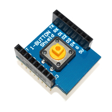 New Arrival Electronic Circuit Platform ESP8266 Wifi Smart <strong>D1</strong> Mini Button Key Module