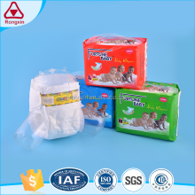 Top sale free sample custom printed disposable cotton baby diaper