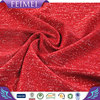 Hot selling Knitting single jersey flocking fabric