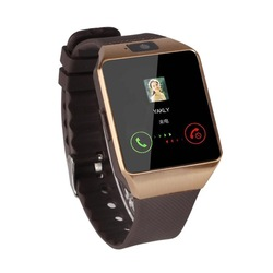 best selling women sports DZ09 android Smart Watch Phone , Smart Phone Watch support Multi languages