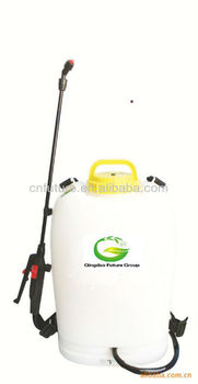 12-25L rechargeable electric backpack sprayer