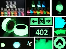 Screenprinting ink paint fluorescent powder luminophore powder luminofor paint pigment