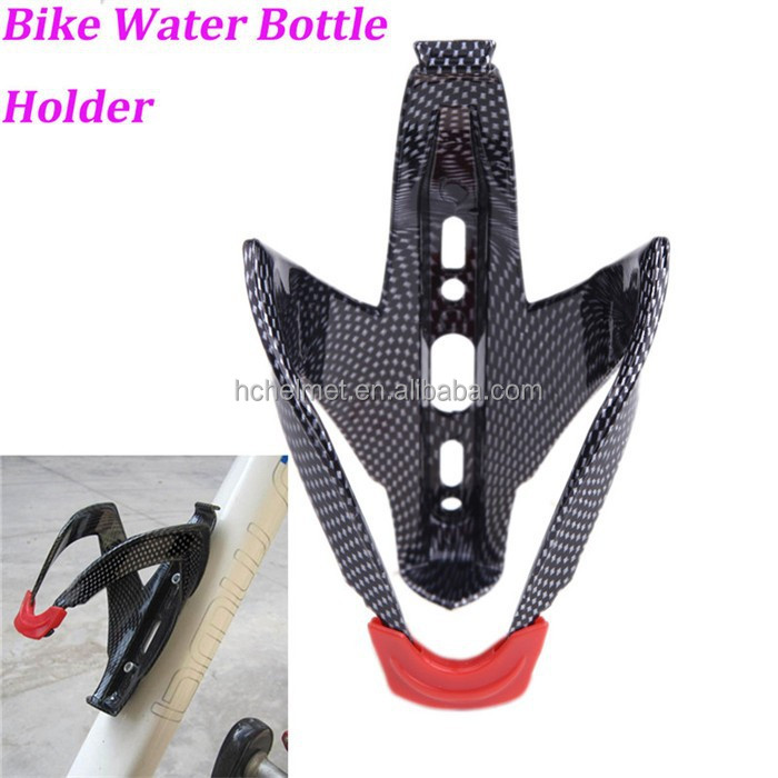 HC Essential Bicycle Cycling Carbon Fibre Color Mountain Road Bike Water Bottle Holder Cages
