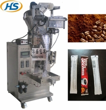 HS240BF Chinese Guangzhou high quality coffee stick pillow bag packaging machines