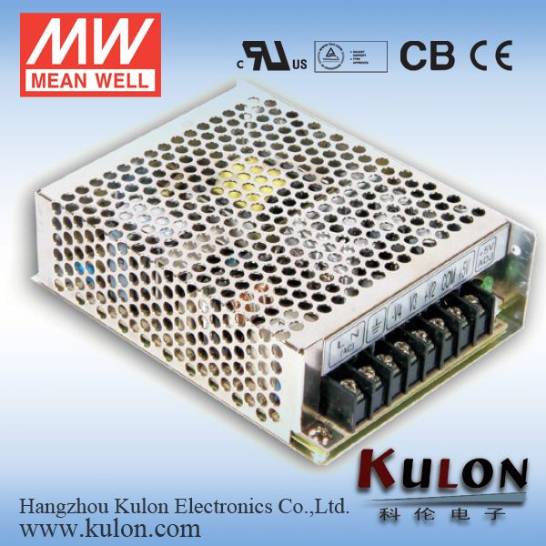 Meanwell UL CE CB 65W LED Driver power supply/RQ-65D LED Driver