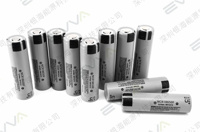 Authentic NCR18650F 3.7V 2900mAh 18650 li-ion battery with Superior low temperature performance on flashlight