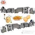Best Price Small Scale Frozen Finger Chips Machine Potato Chips Making Production Line French Fries Equipment