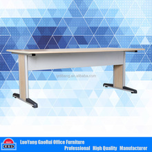 School Reading Room Table Student Writing Desk Cheap Long Table