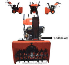 9.0HP/6.0KW/270CC Loncin Snow Thrower for sale