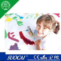 6mm art drawing marker for kids,color marker for cars,board marker refill ink