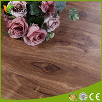 Waterproof and Fireproof Vinyl Plank Wood PVC Laminate Flooring