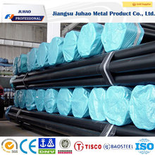 API Standard plastic coatings pe coated pipe China natural gas coated steel pipe
