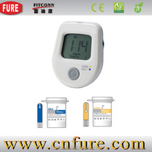 Blood glucose meter with cholestrol ,cholesterol machine