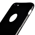 DFIFAN Classical Black Case for Apple iphone 6 6S plus ,Mill Finish Mobile Cell Phone Case For iphone 6