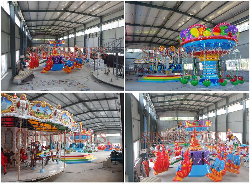 2018 New Merry Go Round Suppliers And Kids Child Carousel Rides Equipment For Sale