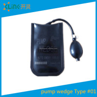 Shopping online 3pcs set KL Air pump wedge/ Locksmith Supplier from China with good quality and lower price