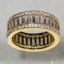 Wholesale AFR456 Big Oval Golden Stone Antique Handmade 18k White ...