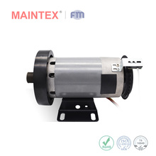 180V high efficiency brush permanent magnet dc treadmill motor