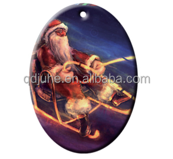Christmas Sales sublimation ceramic widget