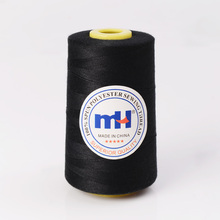 industrial 100% Polyester sewing thread 60 3