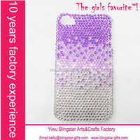 hot selling bling rhinestone case for iphone 5