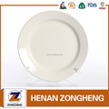 Cheap wholesale stock ceramic stoneware plates dishes