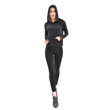 Comfortable Running Fitness Yogo Fashion Sets Slim Sports Suit Women's Tracksuits Jacket Pants Sets
