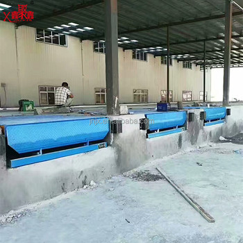 Warehouse dock leveler industrial dock leveler for unloading