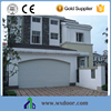 Automatic OEM remote control garage Door with Pedestrian door