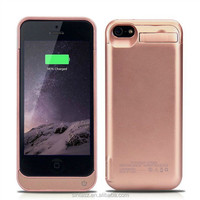 Universal 4200mah Portable Recharger External Battery Backup Case Power Bank For iphone 5 Universal Power Mobile Colorful Case