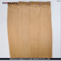 Wholesale Hot Selling Tangle Free Indian Good Feedback Unprocessed Weave Hair Color 30