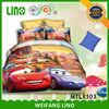 microfiber bed sheet/fabric childrens bedding/best fabric to make bedding