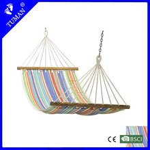 Single Polyester Textelene Make Fabric Hammock
