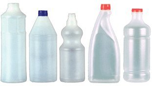 Plastic Bottle 1 And 0. 5 Liters