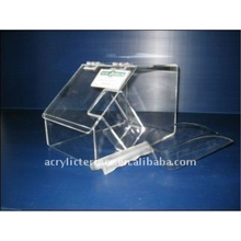 Clear Acrylic Bulk Food Bins With Scoop