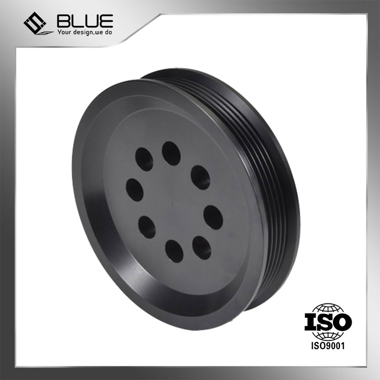 pulley for electrical wires