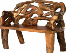 Tree Root Bench Furniture