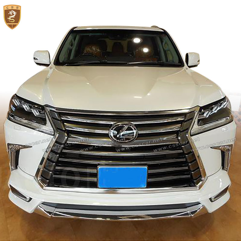 New arrivel ! 2017-2016 for lexus lx570 wd style body kit